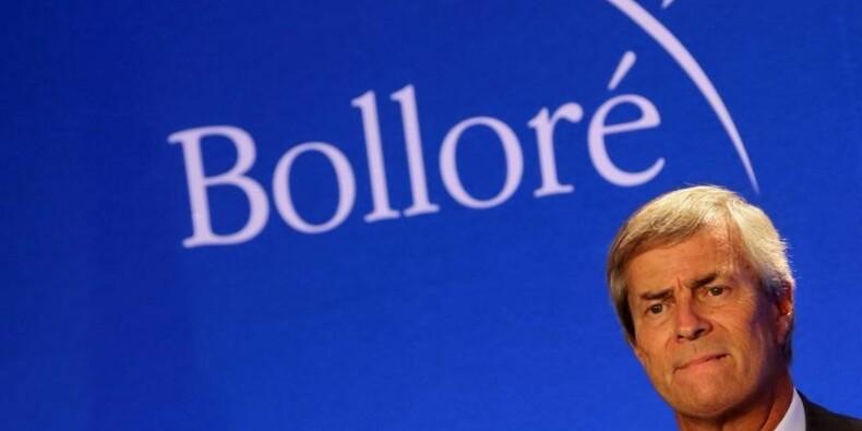 Hausse de 11% du résultat opérationnel semestriel de Bolloré