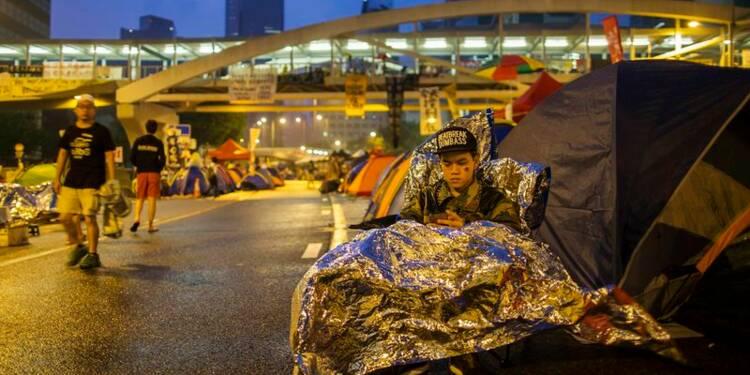 Le calme revient à Hong Kong après une nouvelle nuit agitée