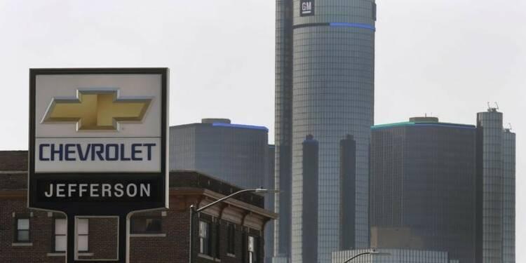 GM dépasse les attentes au 4e trimestre malgré ses rappels
