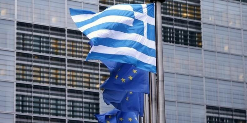 La zone euro prête au mieux à rééchelonner la dette grecque