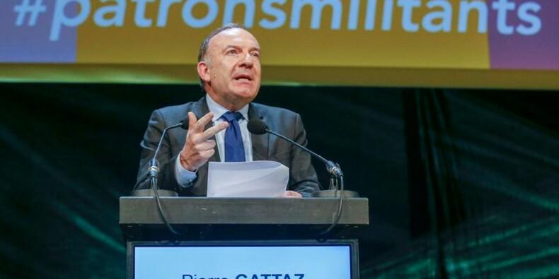 """Le Medef propose au gouvernement un """"agenda 2020"""""""