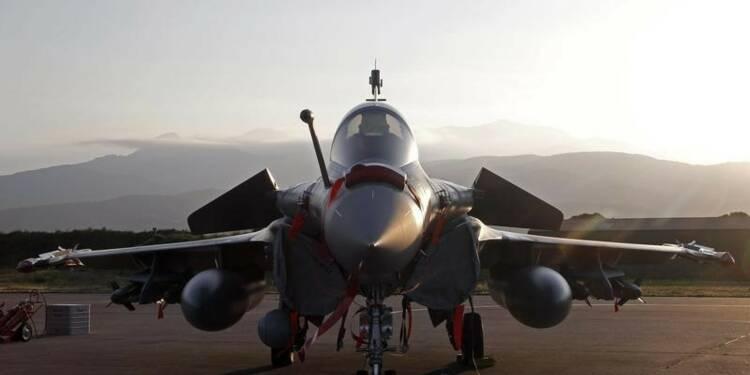 Troisième frappe aérienne française en Irak contre l'EI