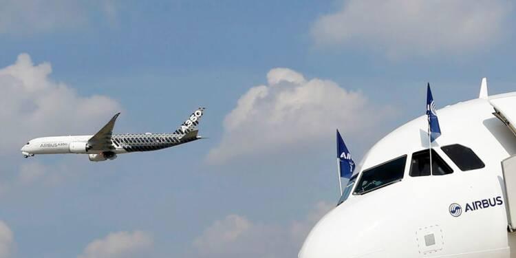 Airbus a livré 443 appareils entre janvier et septembre