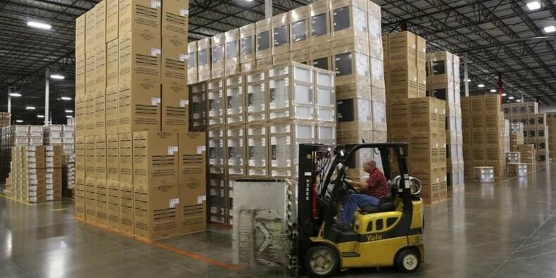 Le rythme de croissance rebondit dans l'industrie américaine