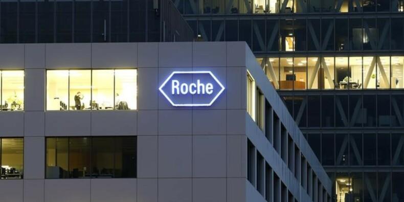 Roche achète l'américain InterMune pour 8,3 milliards de dollars