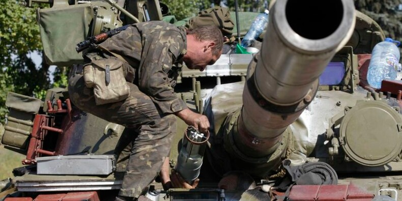 Un accord de cessez-le-feu en Ukraine signé à Minsk