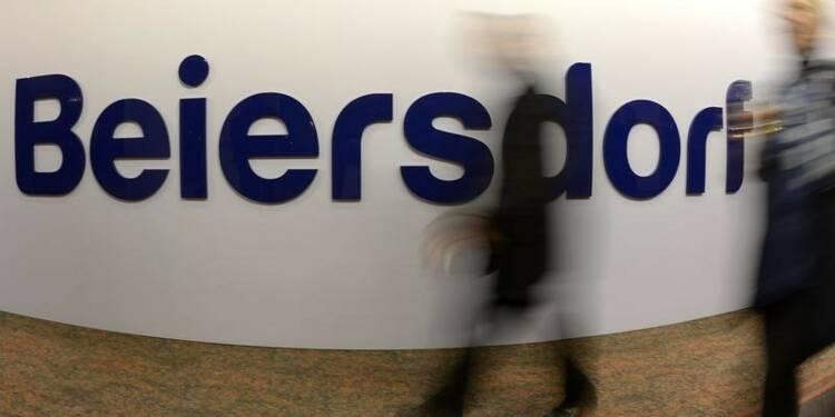 Beiersdorf pénalisé par les marchés émergents au 2e trimestre