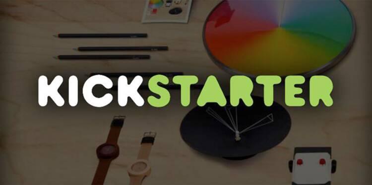 Crowdfunding : l'américain KickStarter va bientôt arriver en France