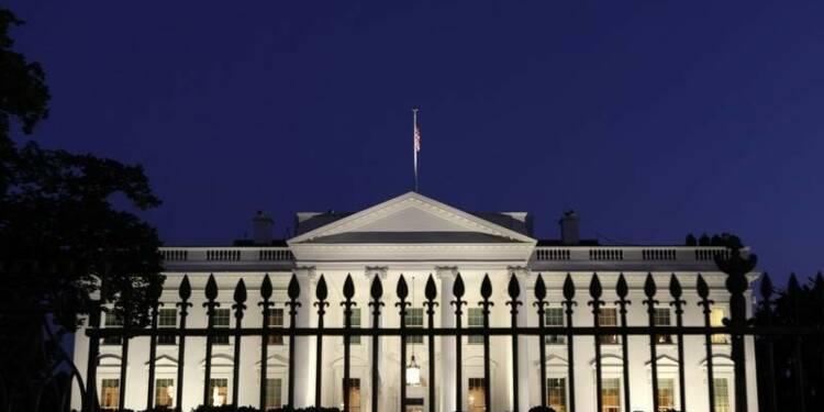 La Maison blanche abaisse son estimation de déficit pour 2014