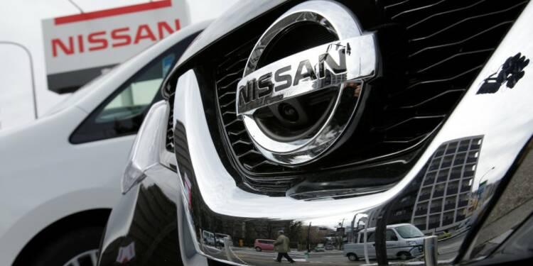 Les ventes de Nissan en Chine en hausse de 0,5% en 2014