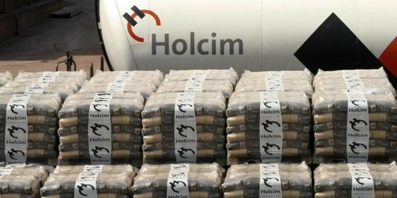 Hausse du bénéfice trimestriel de Holcim