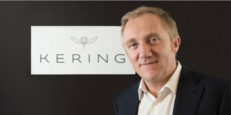 De HEC à Kering, la longue ascension de la star du luxe François-Henri Pinault