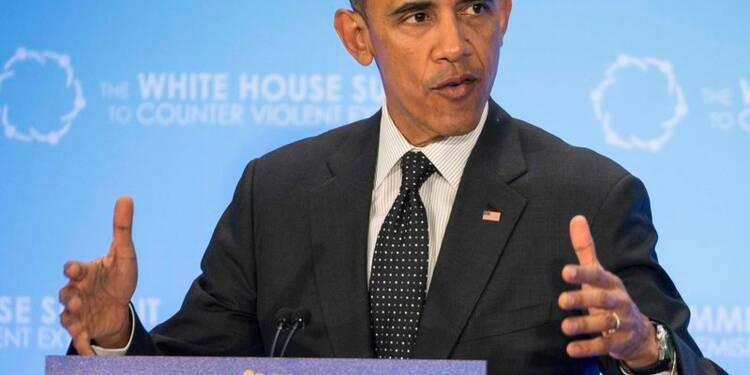 Obama réfute l'idée que l'Occident soit en guerre contre l'islam