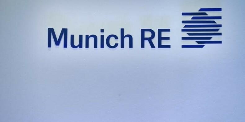 Munich Re évoque un 1er semestre moins marqué en catastrophes