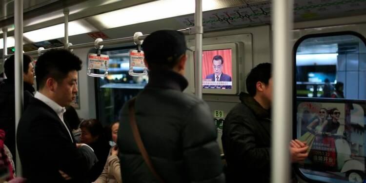 La Chine prévoit une nouvelle baisse de sa croissance