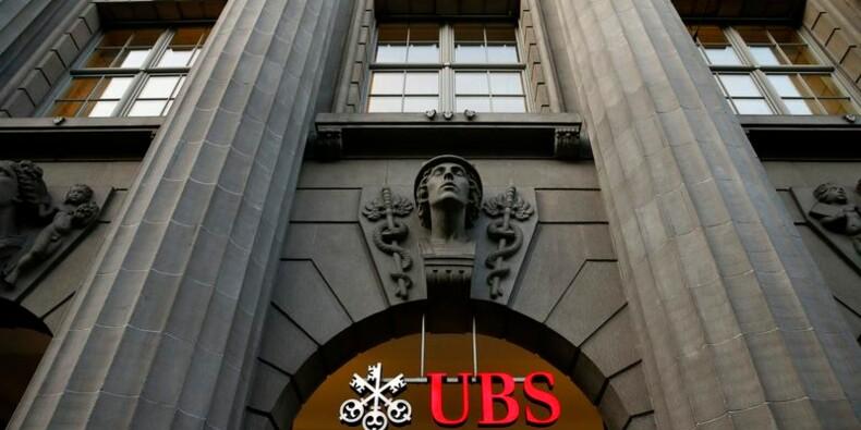 UBS met en garde contre la hausse du franc suisse