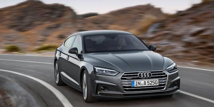 Audi A5 Sportback : la voiture de fonction préférée des cadres