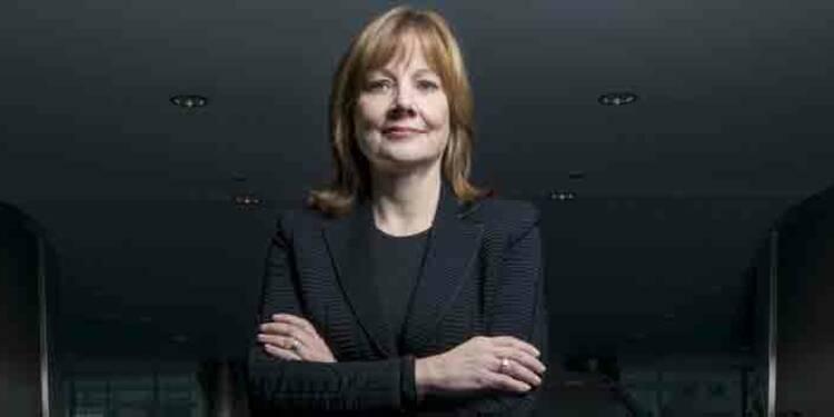 Mary Barra, une dame de fer au volant de General Motors