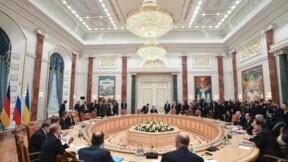 Nuit blanche à Minsk pour tenter d'éviter la guerre en Ukraine