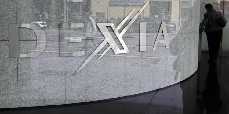 Dexia a réduit ses pertes au premier semestre
