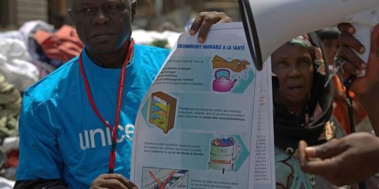Le bilan de l'épidémie de fièvre Ebola s'alourdit à 1.350 morts