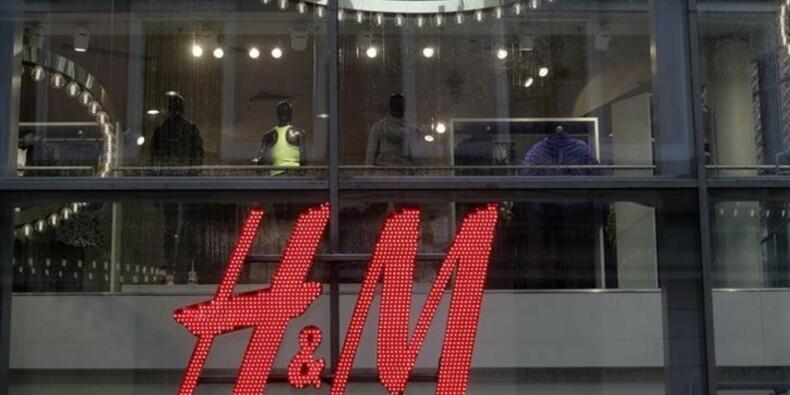 H&M souffre de la météo clémente de septembre