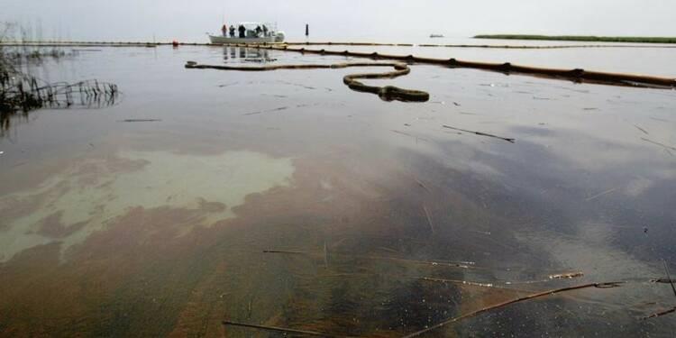 Londres aux côtés de BP après la marée noire aux Etats-Unis