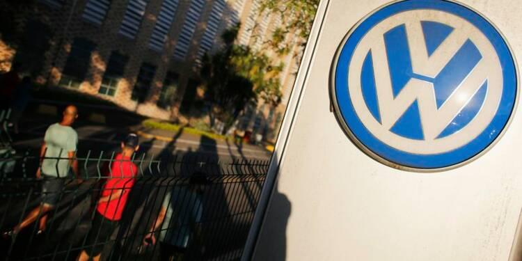 Volkswagen affiche des ventes en hausse de 4,2% en 2014