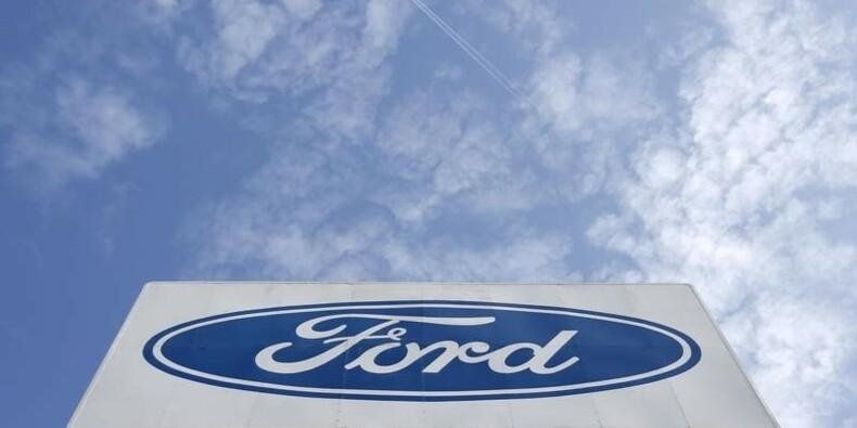 Ford a fait mieux qu'attendu grâce à l'Amérique du Nord