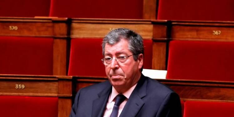 Patrick Balkany en examen, notamment pour corruption