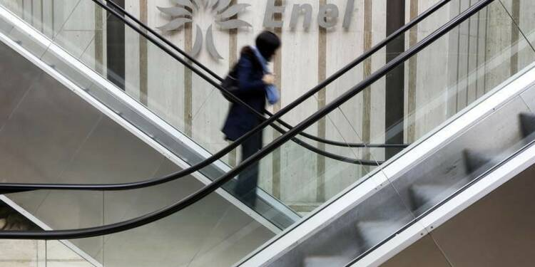 L'Italie lance la vente de 5,7% d'Enel