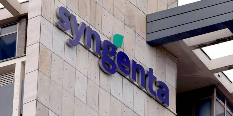 Les prix ont compensé les changes pour Syngenta