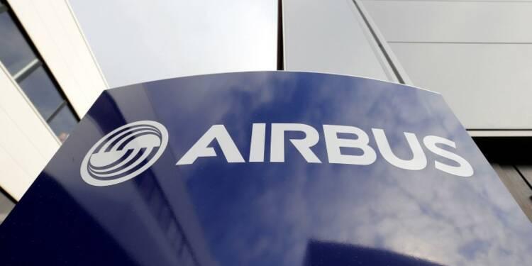Airbus a dévissé en Bourse sur des prévisions décevantes