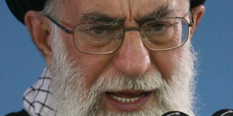 Ali Khamenei veut la fin de l'Etat d'Israël... par référendum