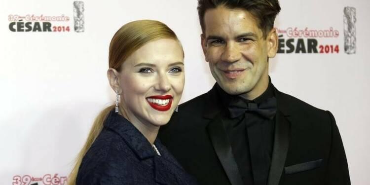 Scarlett Johansson a donné naissance à une petite Rose