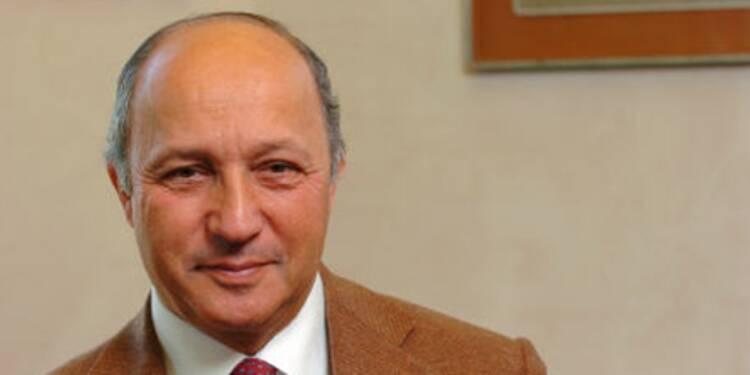 """Laurent Fabius : """"J'ai mis l'économie au premier plan de notre diplomatie"""""""