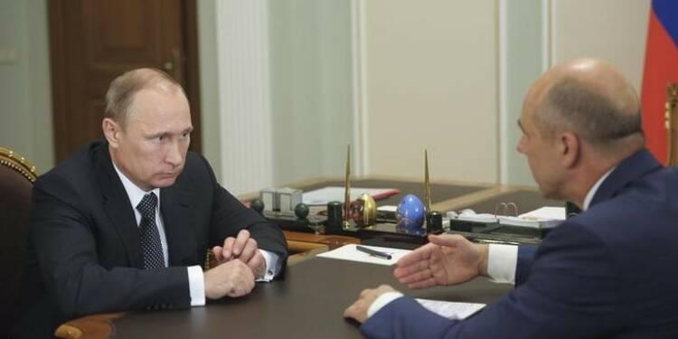 Moscou crée un fonds anti-crise face aux sanctions occidentales