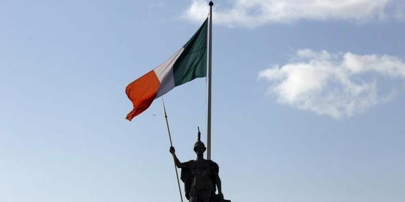 La croissance de l'Irlande a fortement accéléré au 2e trimestre