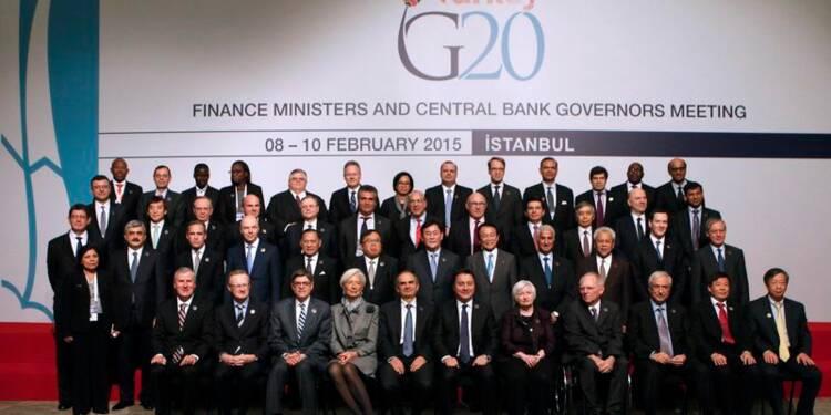 Le G20 veut se donner les moyens de doper la croissance