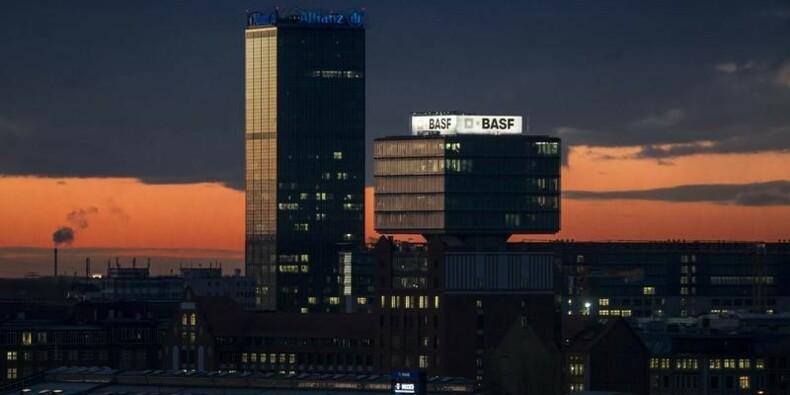 BASF et Gazprom annulent un échange d'actifs
