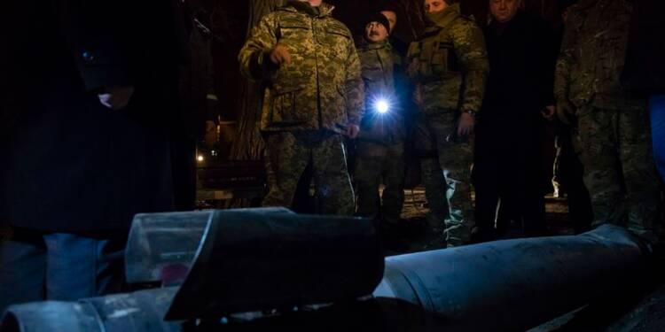 Intensification des combats en Ukraine avant le sommet de Minsk