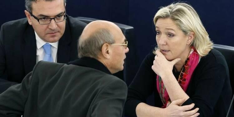 Marine Le Pen sanctionne le député européen Aymeric Chauprade