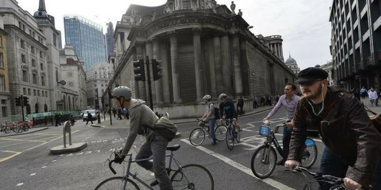 Plus forte hausse du smic en Grande-Bretagne depuis 2008