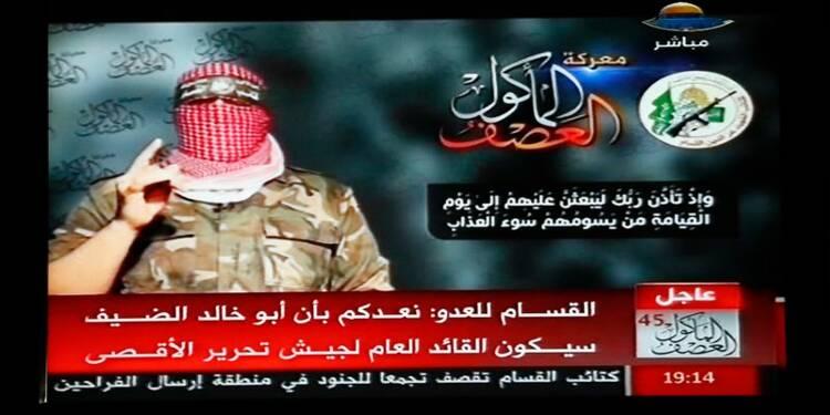Le chef militaire du Hamas échappe à un raid israélien