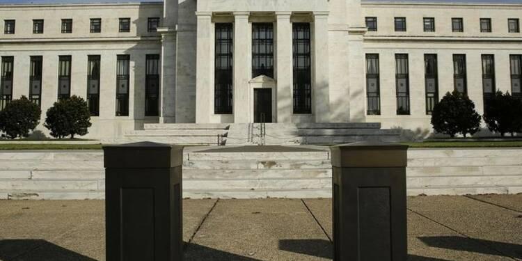 La Fed patiente sur les taux, optimiste sur l'économie américaine