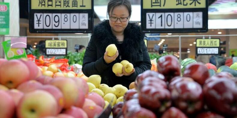 La Chine perçoit un risque de déflation
