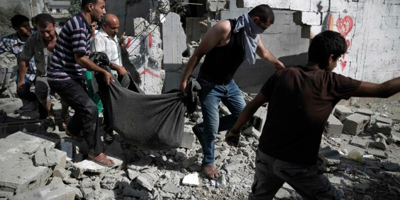 Plus de 1.000 Palestiniens tués dans l'offensive israélienne