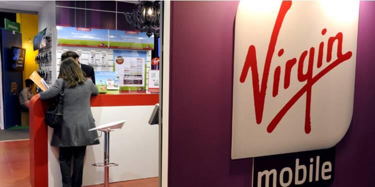 Virgin Mobile dévoile de nouveaux forfaits pour mieux contrer Free
