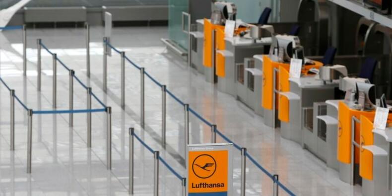 Nouvelle grève des pilotes Lufthansa, 140 vols annulés à Munich