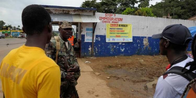 Traitement expérimental pour deux Libériens atteints d'Ebola